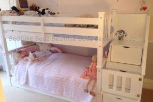 Staircase bunk White Melissa Bandtock Ebay 1