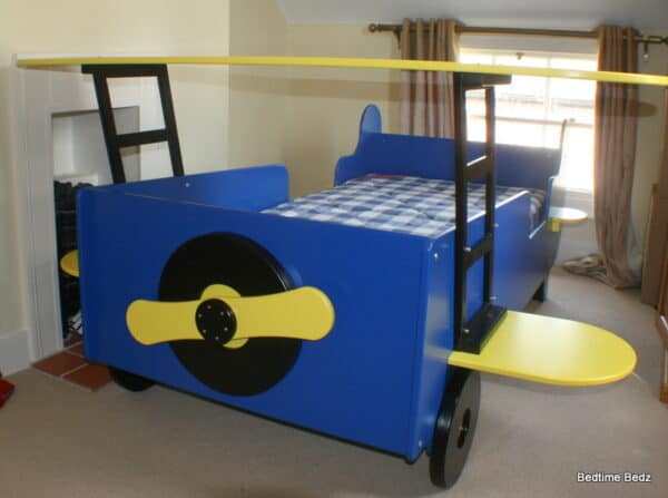 Aeroplane Bed front view 2