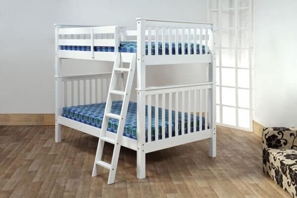Malvern 4ft Double Bunk Product Page